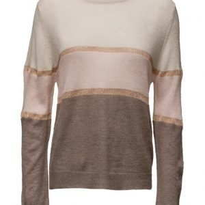 Coster Copenhagen Striped Mohair Knit Top neulepusero