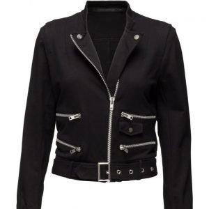 Coster Copenhagen Sweat Jacket W. Zipper kevyt takki