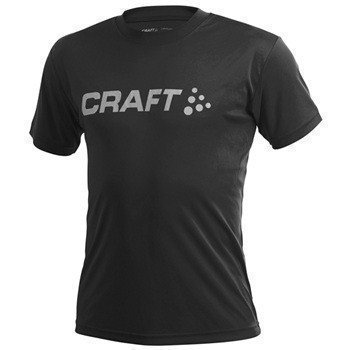 Craft AR Logo Tee Men Black