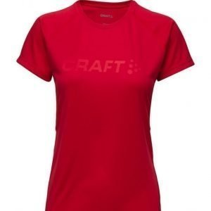 Craft Craft Ar Craft Ss Tee W Red urheilupaita