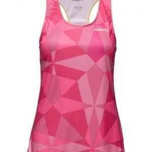 Craft Craft Basic Tanktop W P Geo Pop urheilutoppi