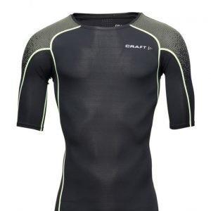 Craft Craft Delta Compression Ss Shirt M Black treenipaita