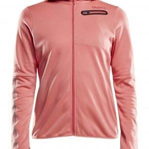 Craft Eaze Jersey Huppari Vaaleanpunainen