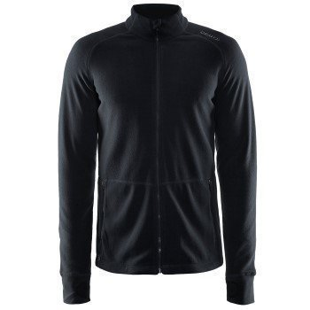 Craft Full Zip Micro Fleece Jacket Men