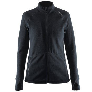 Craft Full Zip Micro Fleece Jacket Women