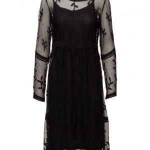 Cream Aubina Dress mekko