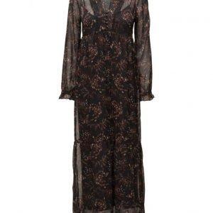 Cream Balara Long Dress maksimekko