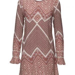 Cream Baneen Dress lyhyt mekko
