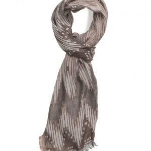 Cream Dicte Scarf huivi