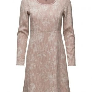 Cream Faly Ls Dress mekko