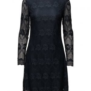 Cream Lianna Lace Dress mekko