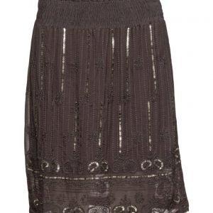Cream Luxa Skirt mekko