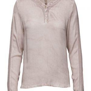 Cream Mindy Ls Shirt pitkähihainen pusero