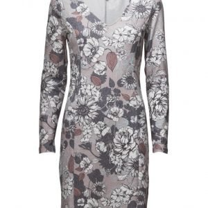 Cream Petunia Dress lyhyt mekko