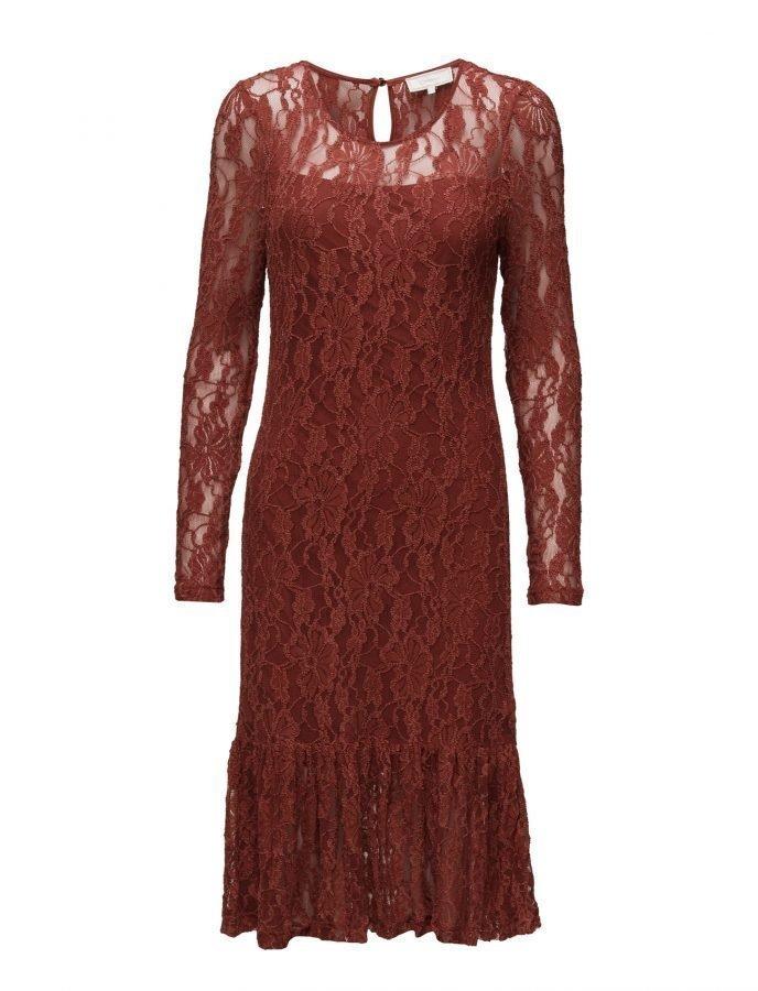 Cream Posey Dress mekko