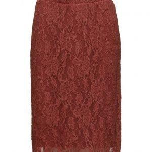 Cream Posey Skirt mekko