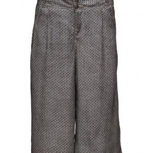Cream Rakel Culotte Pants leveälahkeiset housut