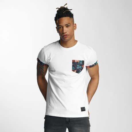 Criminal Damage T-paita Valkoinen