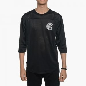 Crooks & Castles Double C Baseball Tee