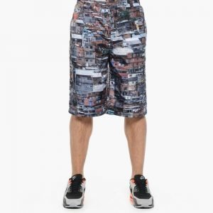 Crooks & Castles Favelas Shorts