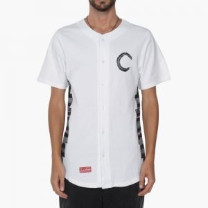 Crooks & Castles Lost Tribe Baseball Jersey