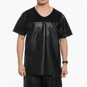 Crooks & Castles MANIAC Football T-Shirt Black
