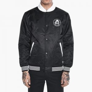 Crooks & Castles Members Bomber Jacket