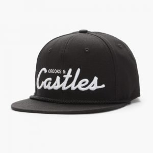 Crooks & Castles Team Crooks Snapback