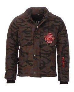 Crow Winter Jacket Camo
