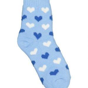 Cuddly Socks Hearts Sukat