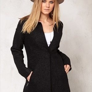 Culture Camassia Wool Jacket Black