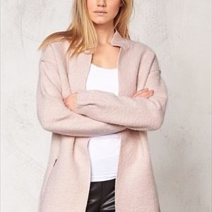 Culture Camassia Wool Jacket Spring Rose