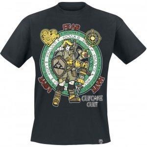 Cupcake Cult Steampunk Legend T-paita