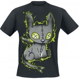 Cupcake Cult Voodoo Dragon T-paita