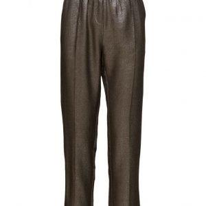 Custommade Briane leveälahkeiset housut
