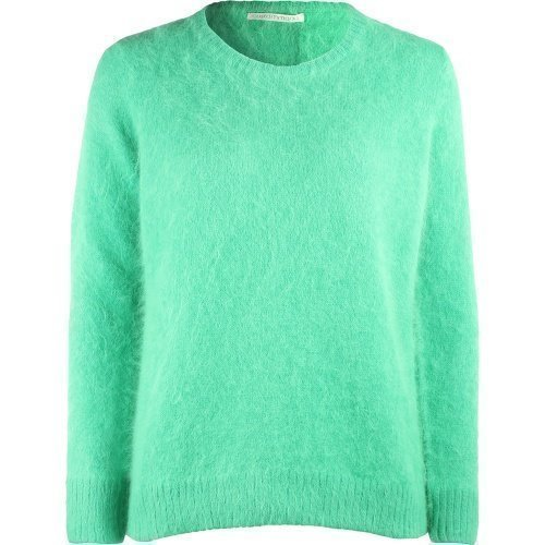 Custommade Isra Pullover Light Green