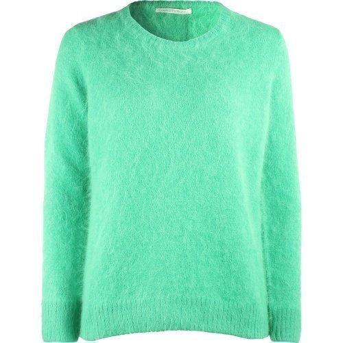 Custommade Isra Pullover Light Green