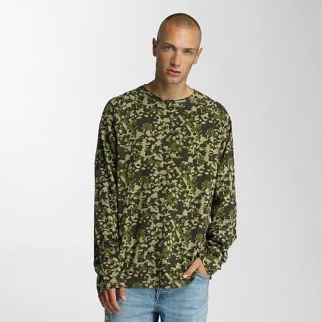 Cyprime Pitkähihainen Paita Camouflage