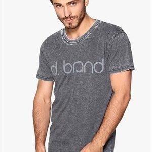 D.Brand Acid Tee Grey