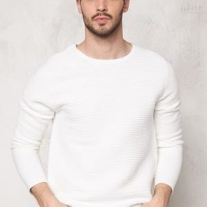 D.Brand Amadeus Knitted White