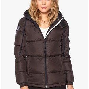 D.Brand Eskimå Jacket Black/Brown