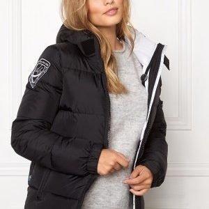D.Brand Eskimå Jacket Musta