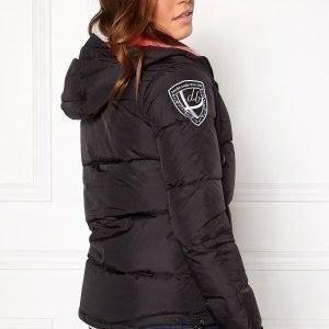 D.Brand Eskimå Jacket Musta/Pinkki