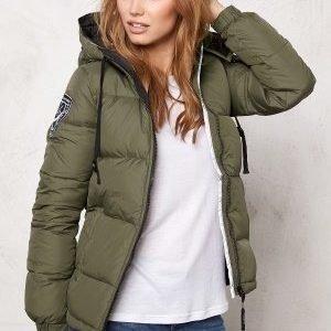 D.Brand Eskimå Jacket Oliivinvihreä