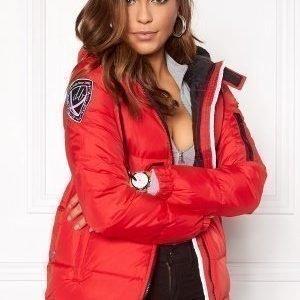 D.Brand Eskimå Jacket Punainen