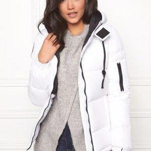 D.Brand Eskimå Jacket Valkoinen
