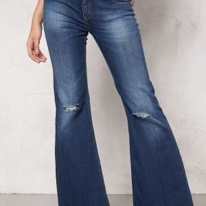 D.Brand Flair Denim Blue Jeans Denim