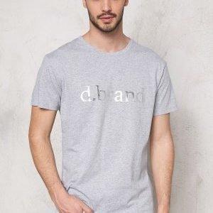 D.Brand Foil T-shirt Grey