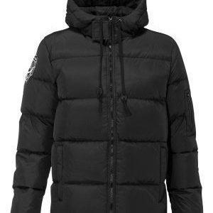 D.Brand Igloo Jacket Black/Black