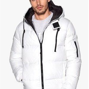 D.Brand Igloo Jacket White/Black